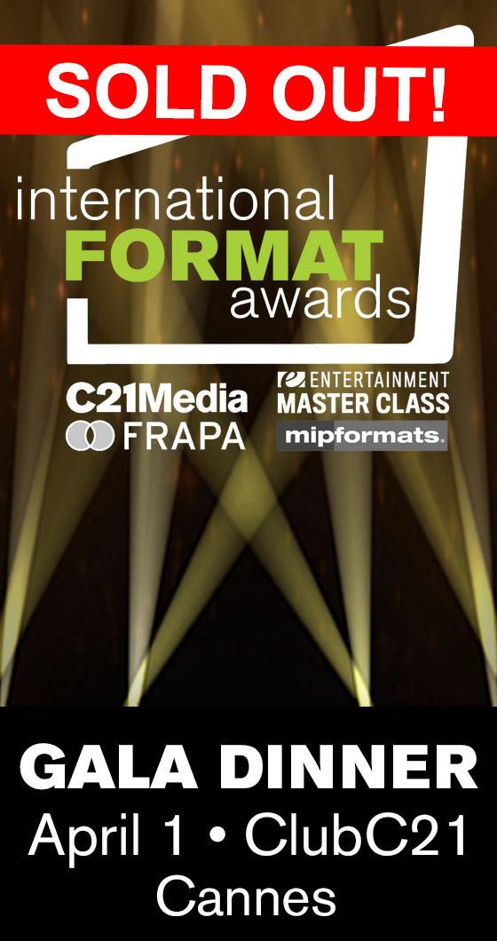 Format Awards Dinner
