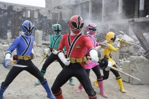 Power Rangers unveil Megaforce, C5 deal  News  C21Media
