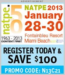 NATPE 2013