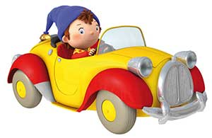 Noddy is among the series being brought to VoD platforms via the deal