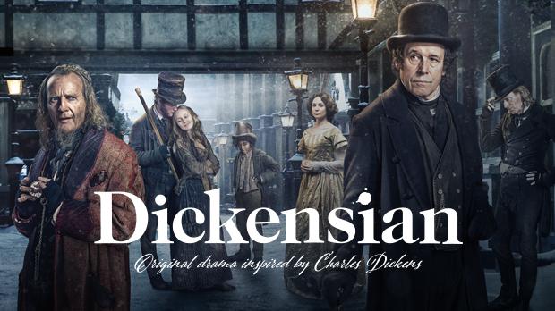 Dickensian 1x15 Vose Ya Disponible
