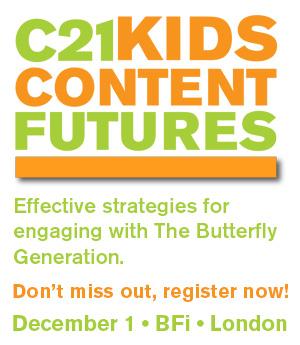Kids Content Futures 2015
