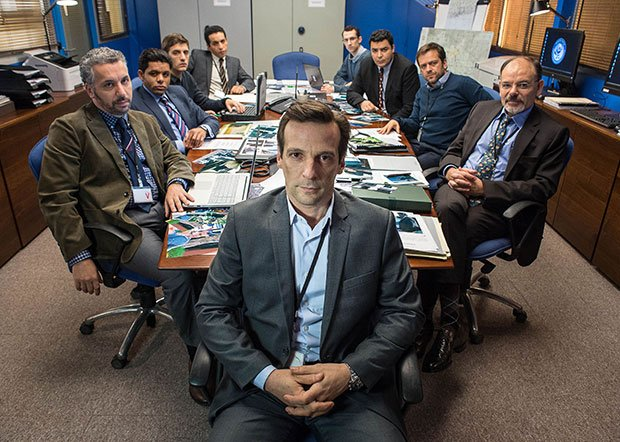 Canal+'s The Bureau is due to enter its third season