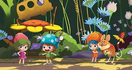 Zodiak Kids will license Lilybuds