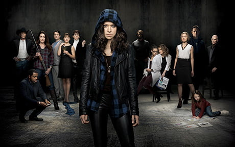 Temple Street is best known for producing drama series Orphan Black
