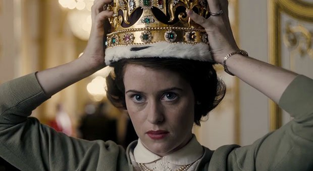 Netflix's UK original The Crown