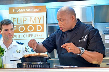 Culinary series Flip My Food