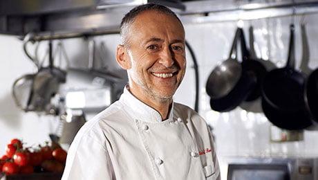 Michel Roux Jr will front Hidden Kitchens