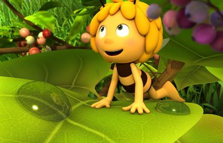 Maya the Bee buzzes to iTunes