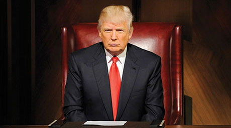Donald Trump in Celebrity Apprentice