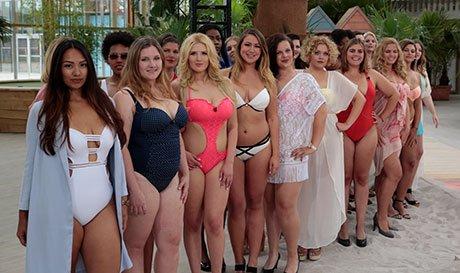 Brazil Embraces Curvy Supermodel