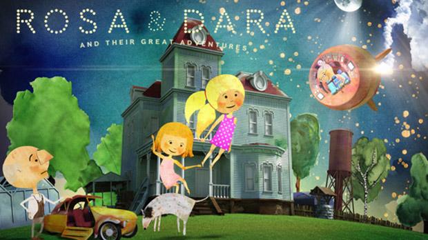 Rosa & Dara and Their Great Adventures     Screenings   C21Media