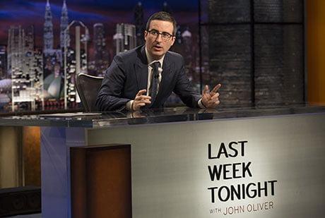 HBO extends Oliver's Last Week   News   C21Media