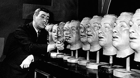 The original Twilight Zone ran for five years from the late 1950s