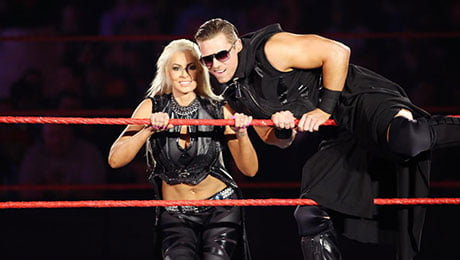 WWE 'Miz & Mrs.' Docuseries Set At USA Network