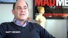 NATPEtv Video Snack || Matt Weiner on The Creation of Mad Men