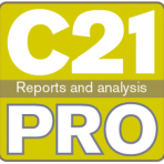 C21PRO Subscription – 12 months