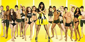 The Next Top Model  format (US version pictured) has sold to countries across the globe