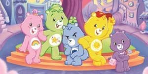 Care Bears: picked up by Bec Tero