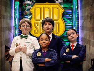 Live-action education series Odd Squad