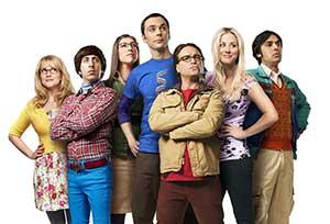 CBS comedy The Big Bang Theory