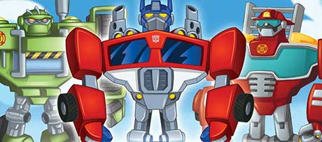 Transformers: Rescue Bots is among the shows included in the deal