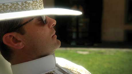 Eight-part series The Young Pope is in production