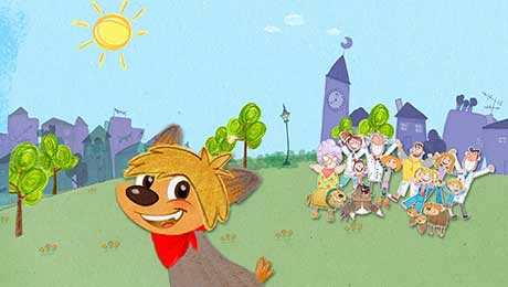 Imira Entertainment preschool show Cleo