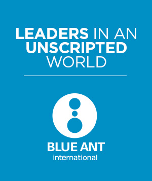 Blue Ant international