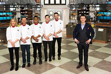 Chef in Your Ear airs on Food Network Canada and Radio-Canada