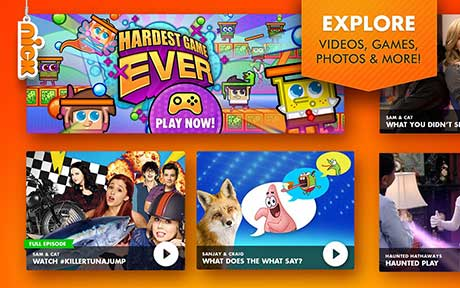 Nickelodeon Play has been downloaded over  17 million times
