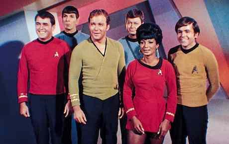 The original Star Trek debuted in 1966
