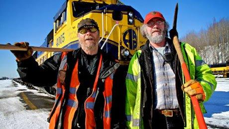 Railroad Alaska: Real Time Train Ride