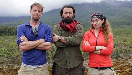Trailblazers puts survival experts alongside scientists