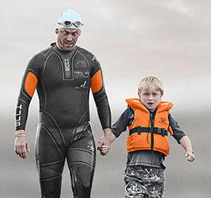 The Challenge follows Alex Smith's unusual ironman race