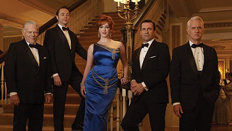 Lionsgate produced Mad Men's seven seasons