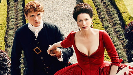 Outlander is based on Diana Gabaldson's books