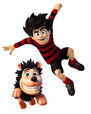 CGI series Dennis & Gnasher: Unleashed will air next year