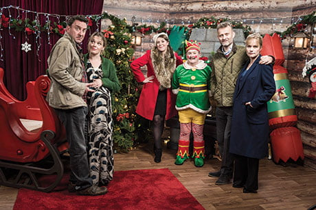 Long-running BBC sitcom Not Going Out