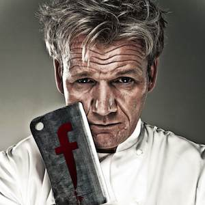 Gordon Ramsay will guest-host ITV's The Nightly Show