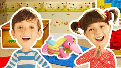 Cbeebies' Topsy & Tim picked up the best preschool live-action award