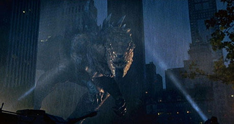 Sony Movie Channel will carry Sony library titles including Godzilla