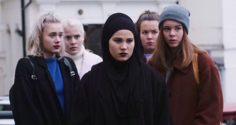 NRK's Skam examines the lives of a group of 16-year-olds