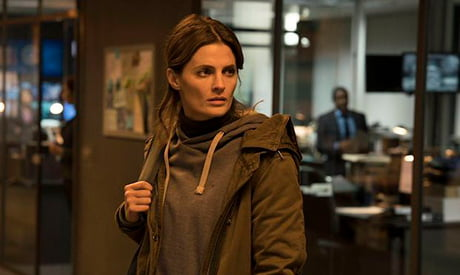 Amazon Picks Up Stana Katic's 10-Episode Thriller, 'Absentia': See Photos & Trailer