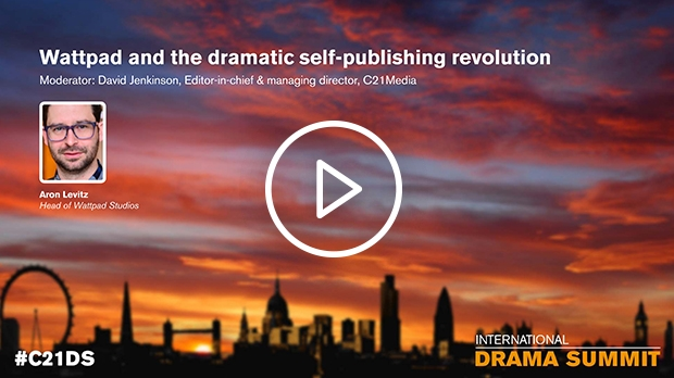br>5PM - Wattpad and the dramatic self-publishing revolution