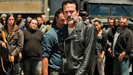 'The Walking Dead' renewed for season nine