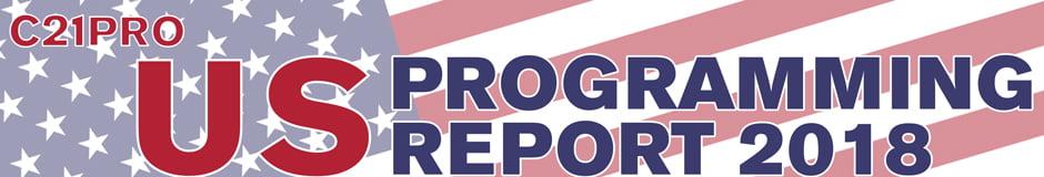 The C21Pro 2018 US Programming Report | C21Media
