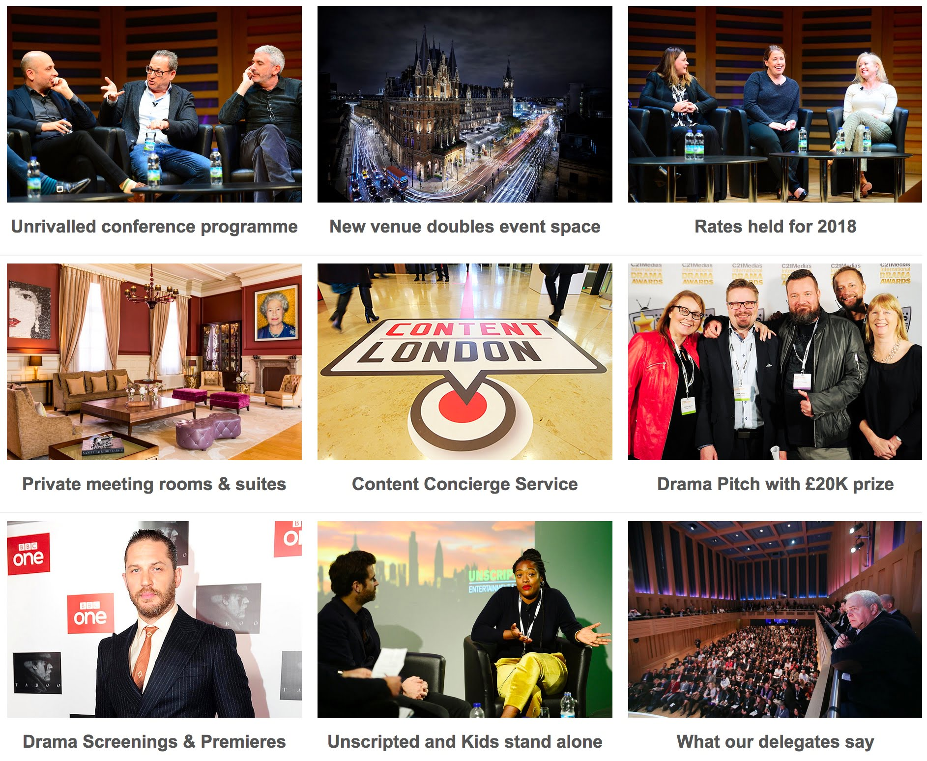 Content London 2018