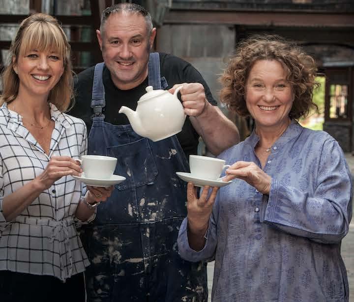Tv2 Picks Up Pottery Throw Down News C21media