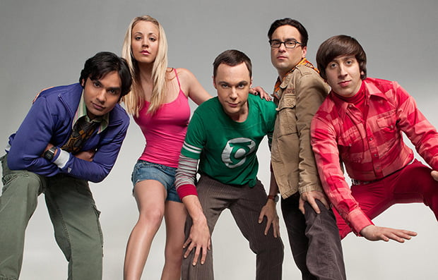 WarnerMedia acquires 'The Big Bang Theory' for new platform